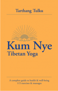 Kum Nye Tibetan Yoga - book by Tarthang Tulku