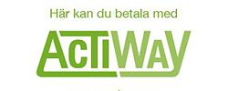betala med actiways