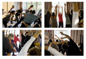Kum nye Yoga - Praktik på Retreat x4
